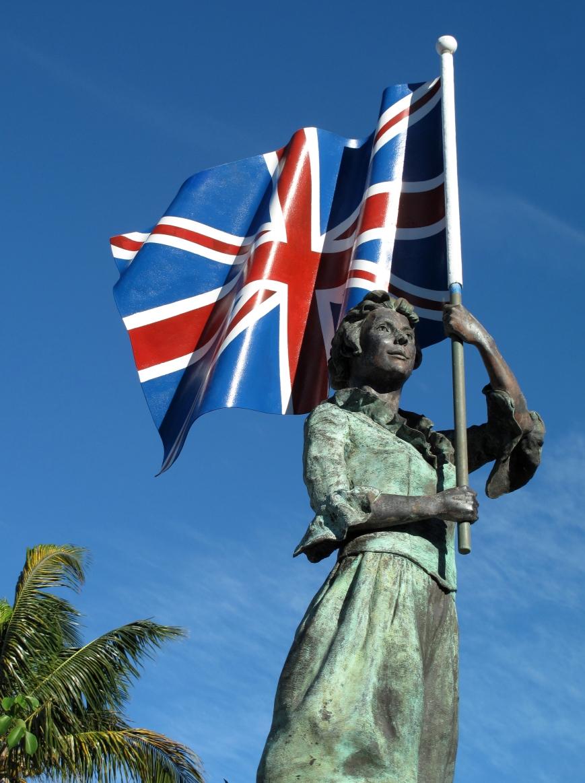 Loyalist Memorial Sculpture Garden - Green Turtle Cay, Abaco, Bahamas