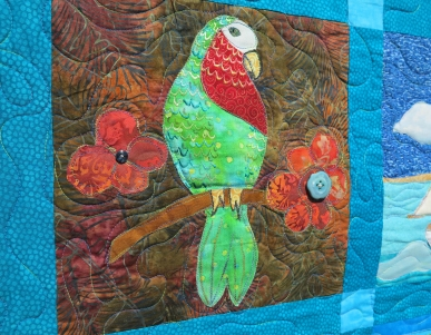 Last Call for Bids on the Abaco Heritage Quilt Being Sold to Benefit the Albert Lowe Museum in Green Turtle Cay