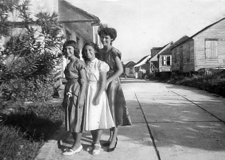 Recognize any of these Green Turtle Cay ladies?