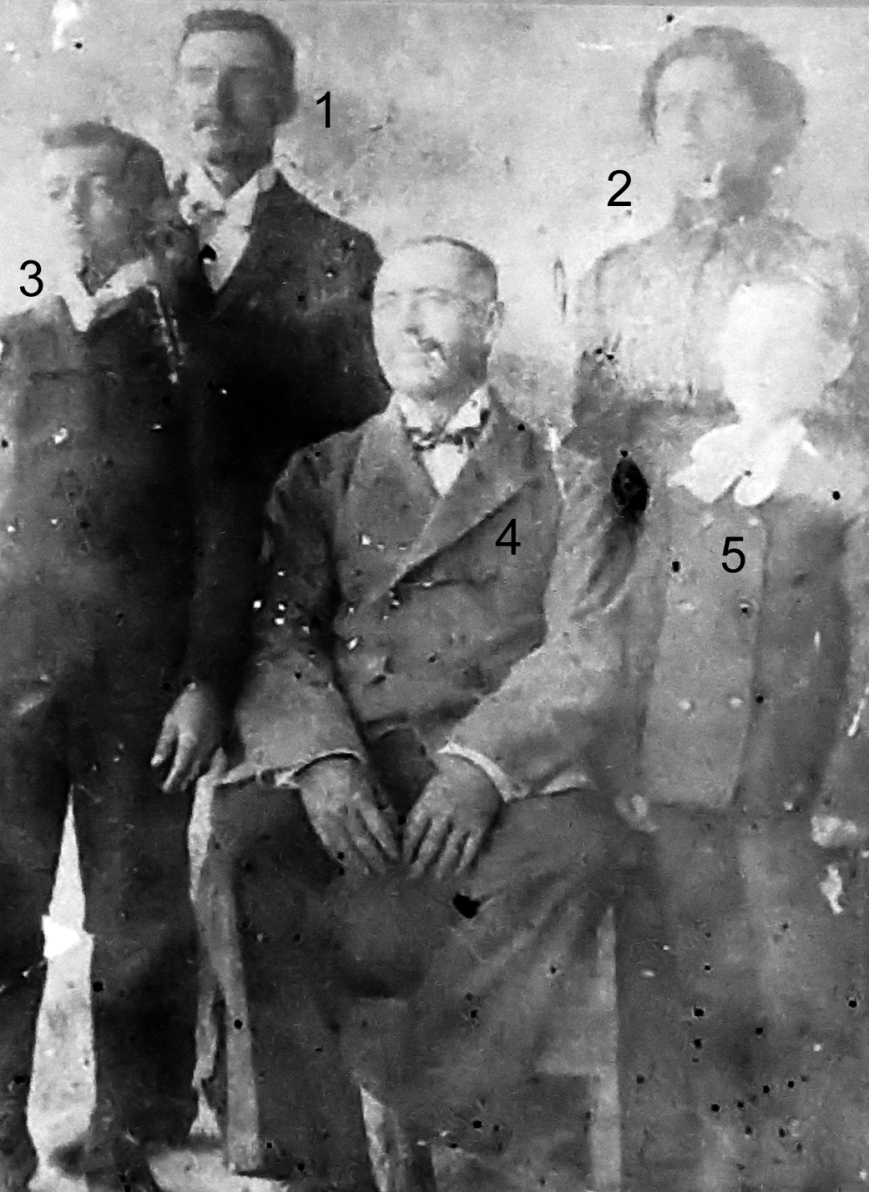 Recognize these faces from Green Turtle Cay history?
