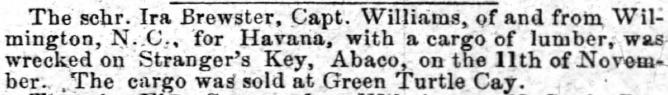Fri Jan 13 1854 Wilmington Journal