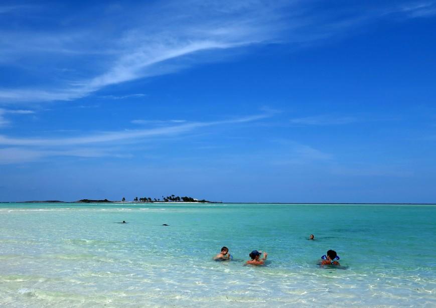 Gillam Bay, Green Turtle Cay