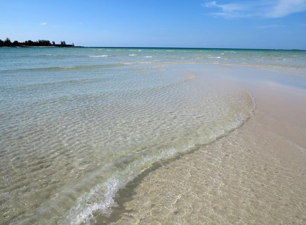 The Sandbar at Gillam Bay, Green Turtle Cay