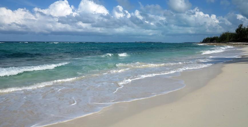 Ocean Beach, Green Turtle Cay, Bahamas