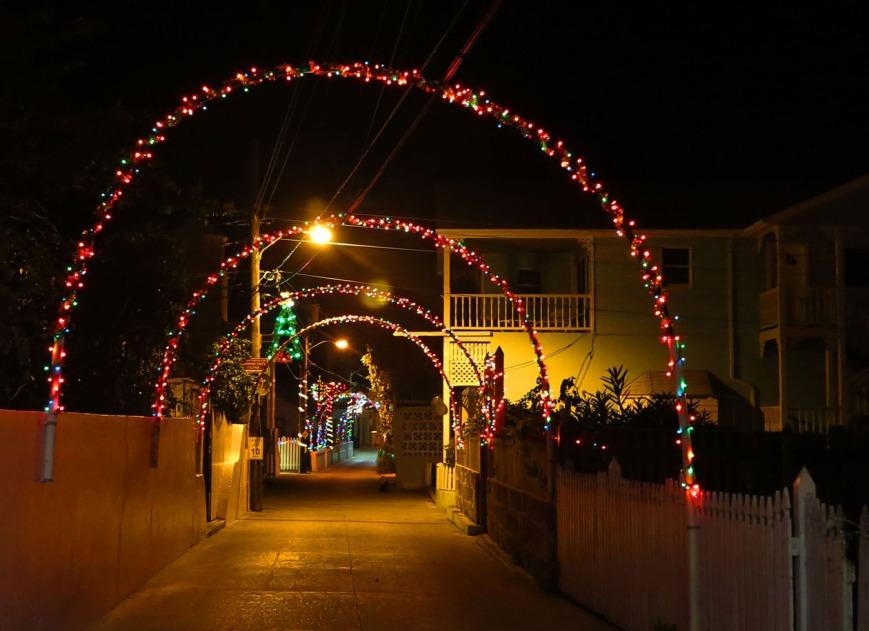 Green Turtle Cay's Festival of Lights Begins November 26