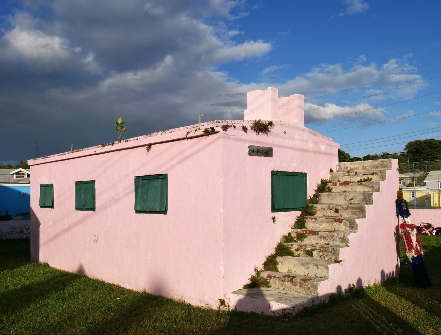 Ye Olde Gaol - Green Turtle Cay, Abaco, Bahamas.