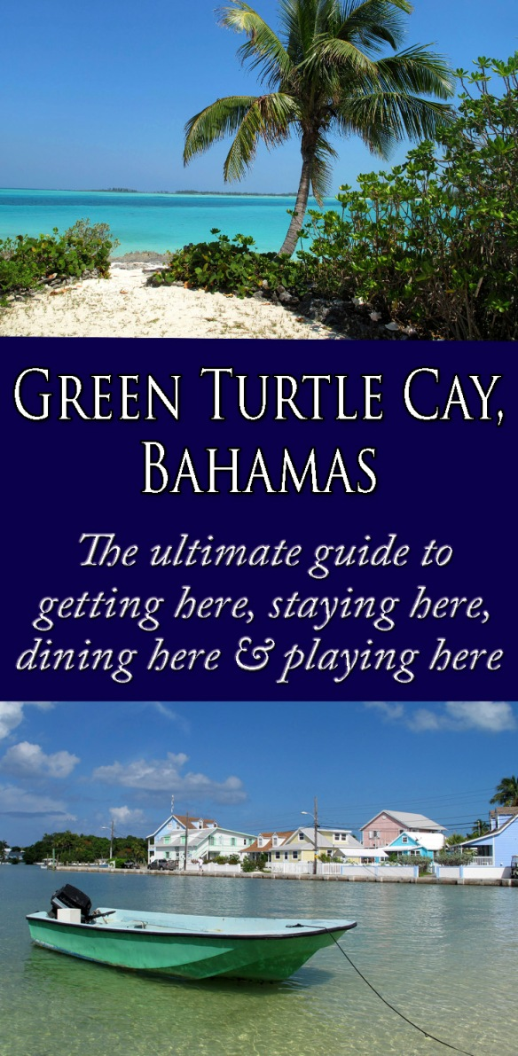 Tranquil, quaint and unspoiled, Green Turtle Cay is an ideal travel destination for singles, couples or families. Plus, it's less than an hour's flight from Florida!