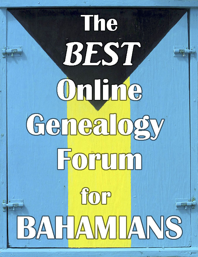 The Bahamas Genealogy Group offers targeted information for Bahamians and those of Bahamian descent, including a member forum, and databases of historic photos and records.