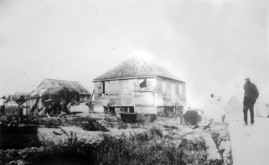 A sweet glimpse into the history of Green Turtle Cay, in the Bahamas.
