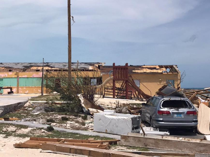 Southwestern Bahamas Devastated by Hurricane Irma - Here's How You Can Help