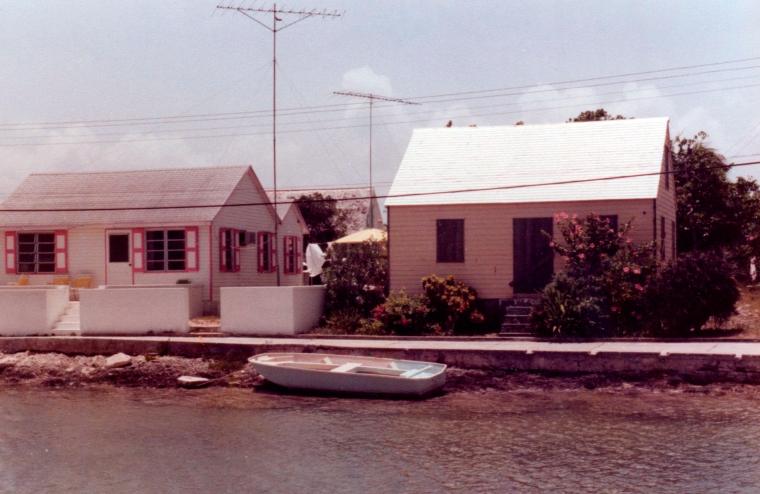 Fish Hooks Cottage, Green Turtle Cay, Abaco, Bahamas.